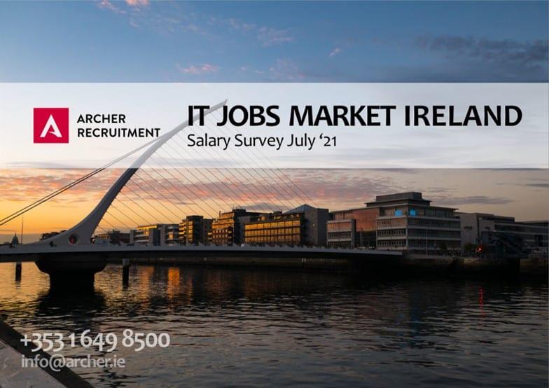 Archer Recruitment Ireland Salary Survey July 2021